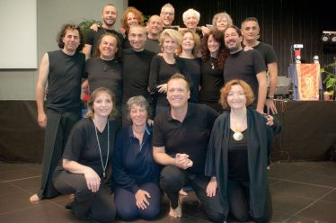 AUM Team all'Osho Festival di Bellaria 2015