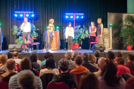 Costellazioni Familiari con Svagito, Osho Festival Bellaria 2015